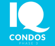 IQ Condos Phase 3 color logo